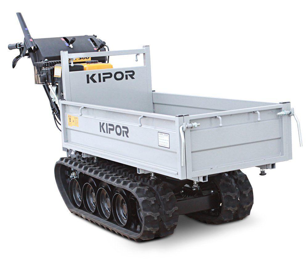 Le transporteur Kipor KGCF350