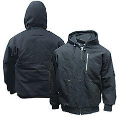 SB Black Cotton Work Jacket (L)