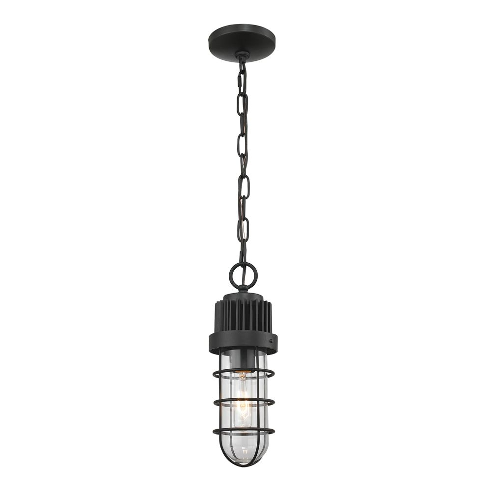 Darby 1 Light Sconce In Oil Rubbed Bronze