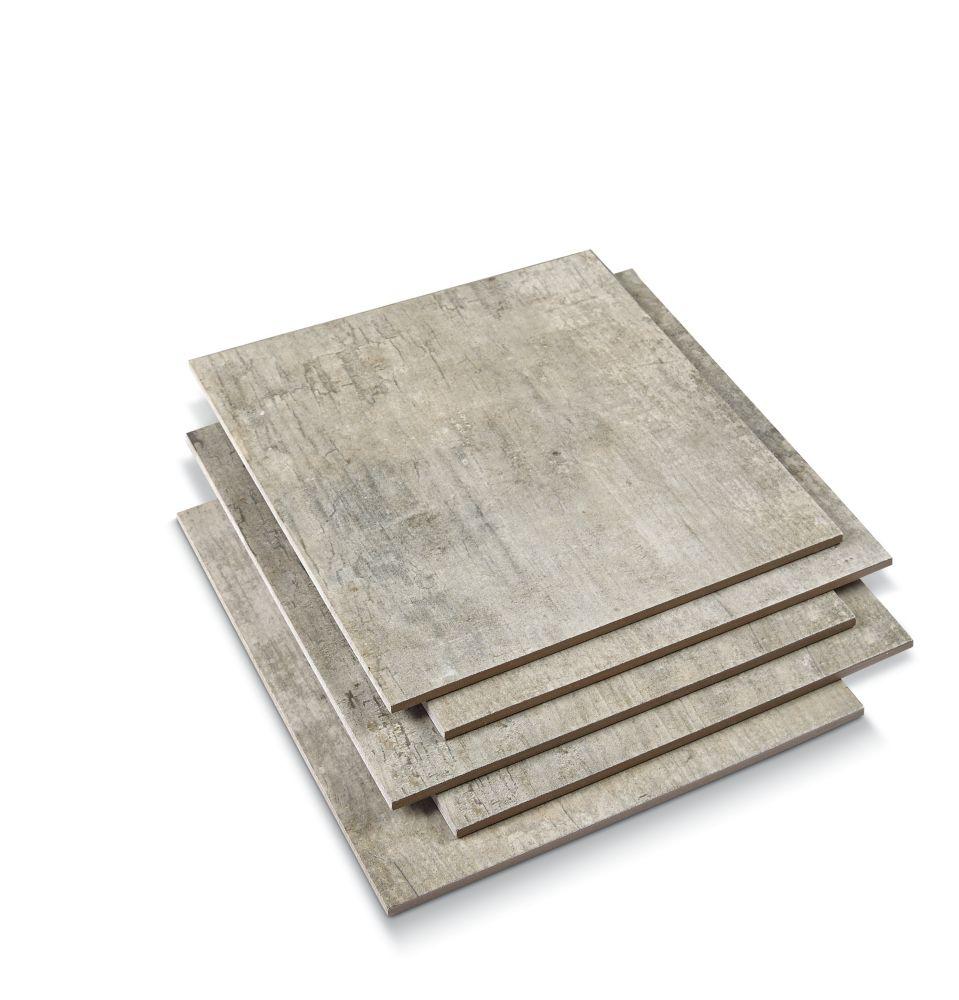 Cimento Grigio 12 Inch x 12 Inch (19.38 sq.ft/cs)