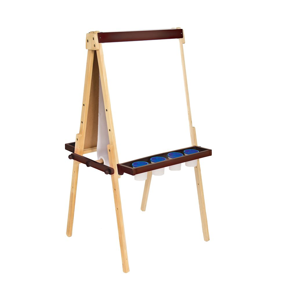 Wooden floor easel g51030 canada discount for Cheap home furniture canada