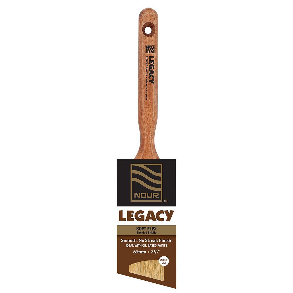 Legacy 63mm Ang. Bristle Brush