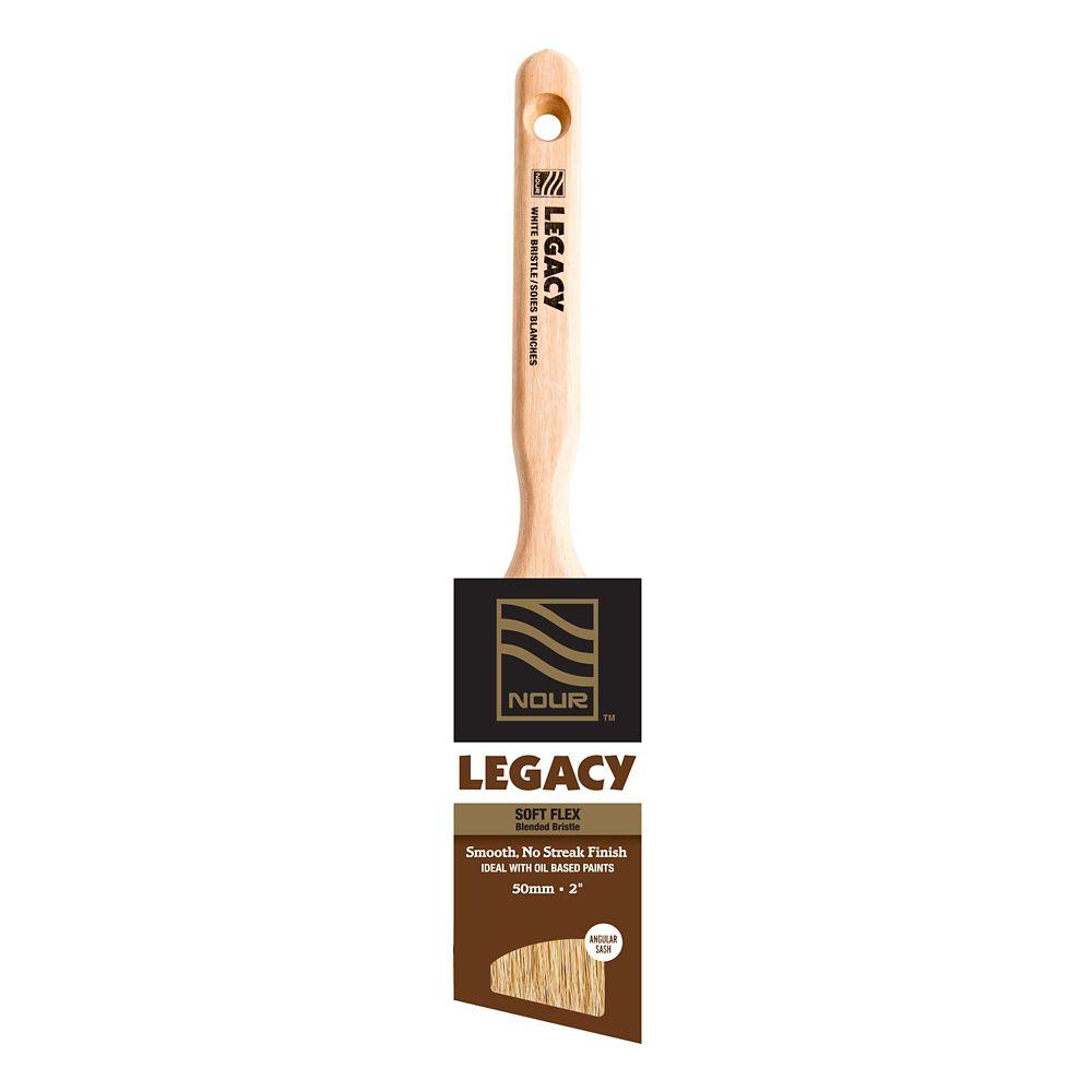 Legacy 50mm Ang. Bristle Brush