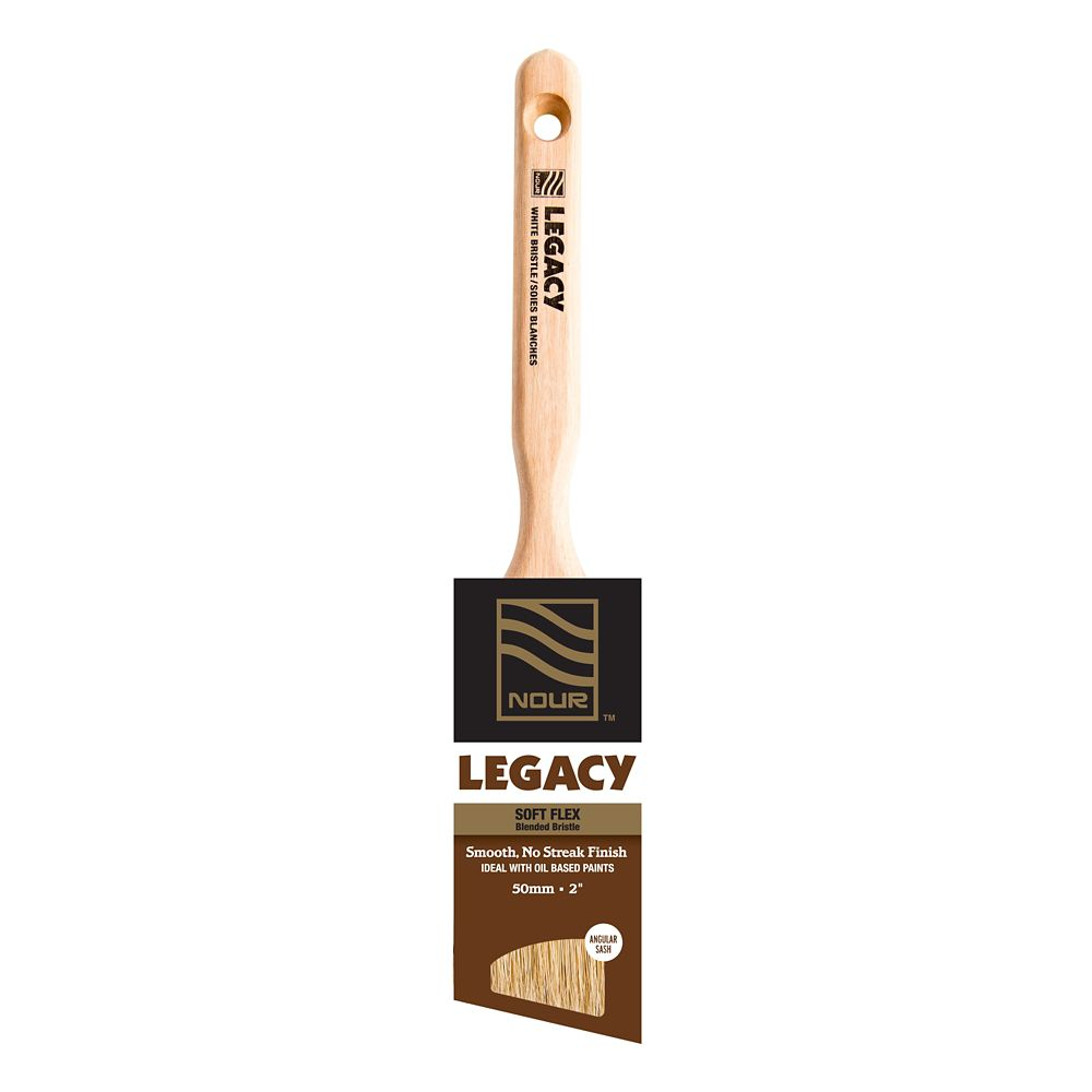 Legacy 50mm Ang. Bristle Brush