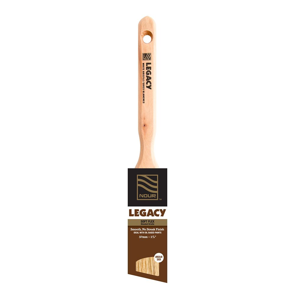 Legacy 37mm Ang. Bristle Brush