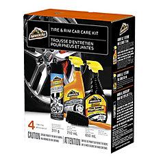 Tire & Rim Car Care Kit