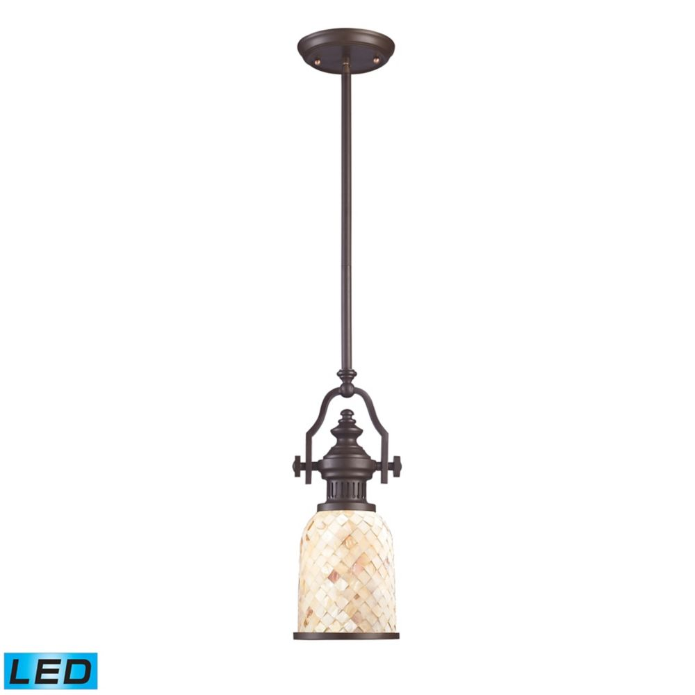Chadwick 1-Light Pendant In - LED