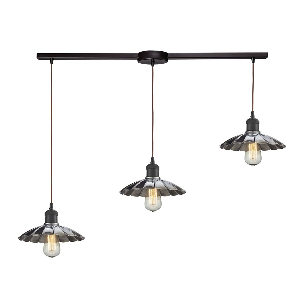titan lighting luminaire suspendu 3 ampoules corrine au. Black Bedroom Furniture Sets. Home Design Ideas