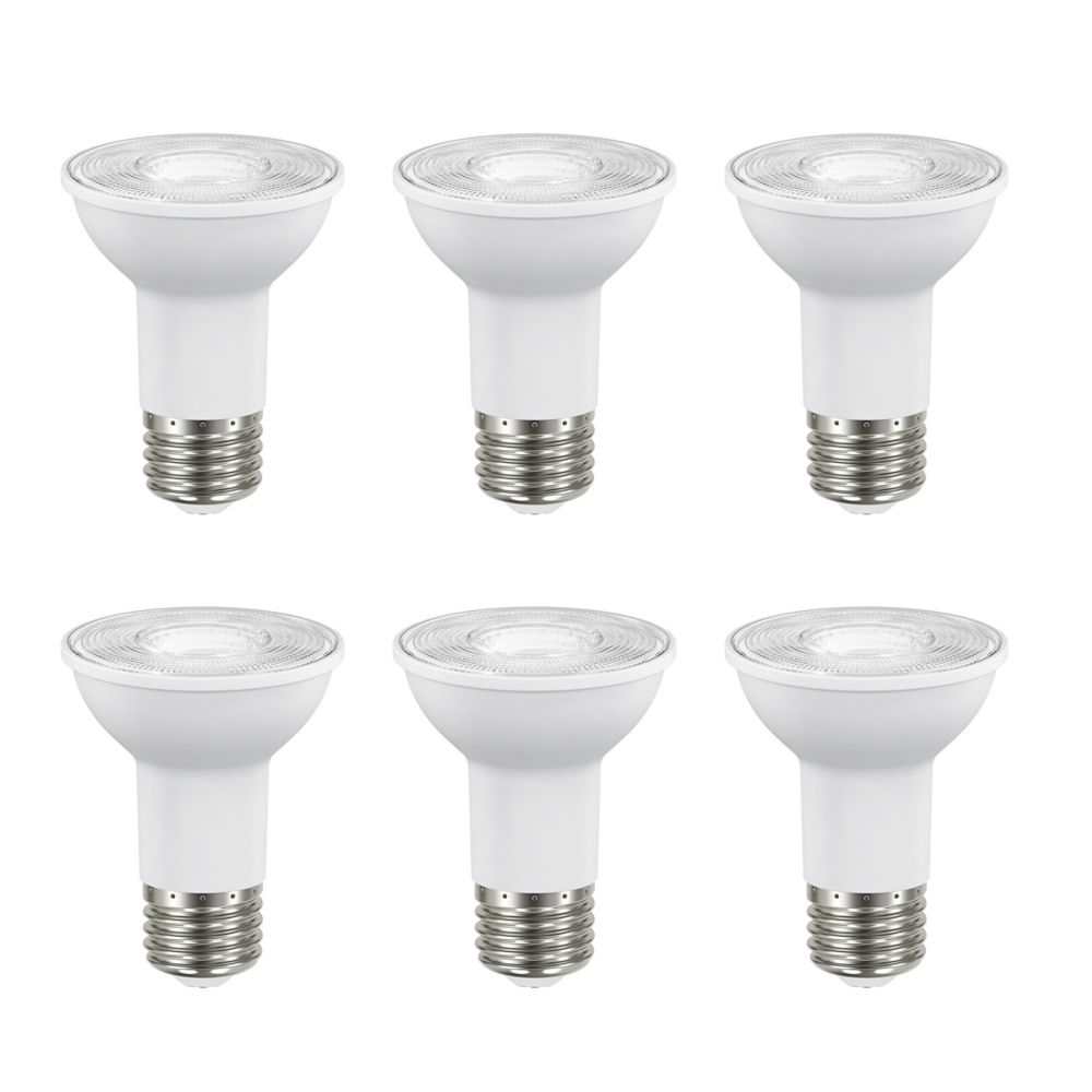 40w Equivalent Daylight 5000k A19 Non Dimmable Led Light Bulb 12 Pack 50213015012 Canada