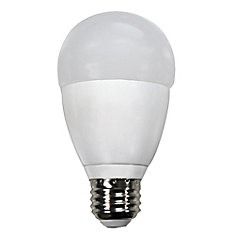 Connected 60W Equivalent A19 RGBW Colour Changing LED Light Bulb