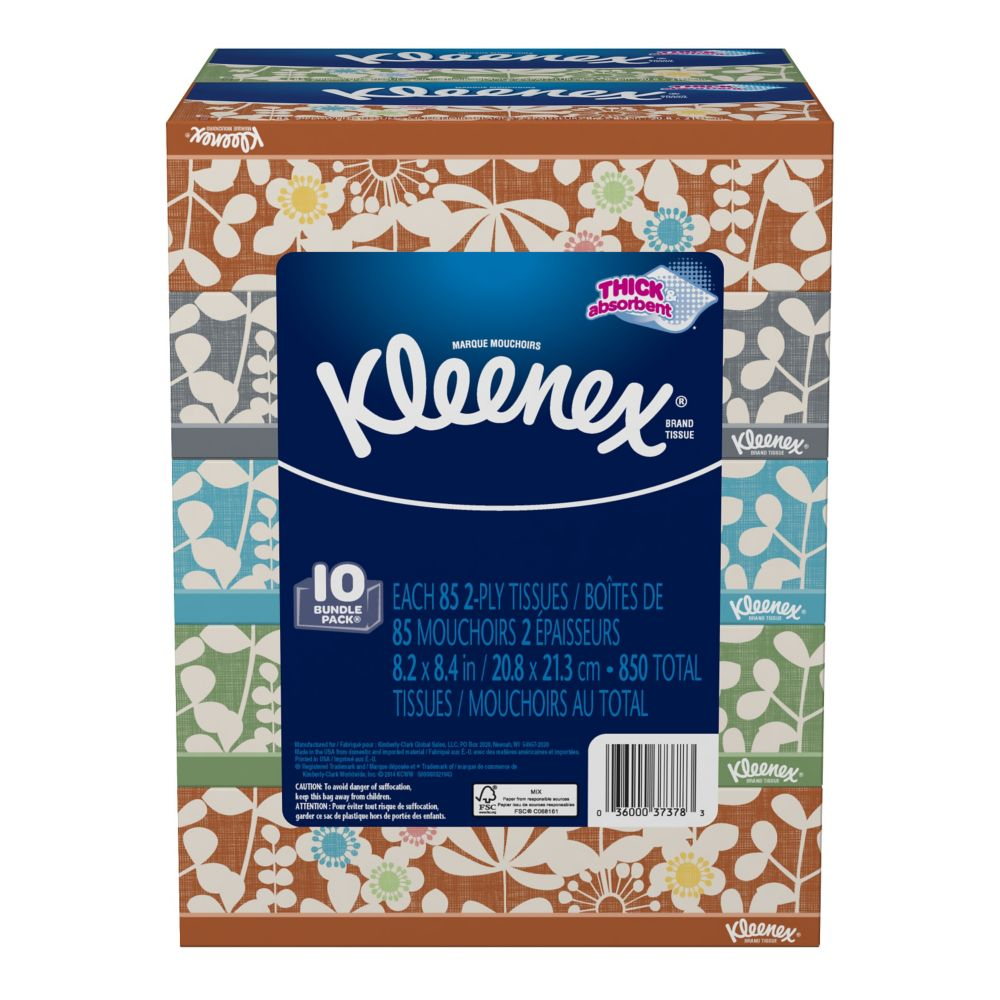 Kleenex<sup>®</sup> Everyday Tissues, Low Count