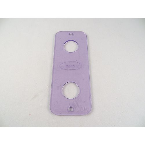 Jag Plumbing Products Contractor Pack: 6 Under-Counter Repair Plates for 4 Inch Centres