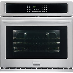 Gallery 3.8 cu. ft. Electric Single Wall Oven in Stainless Steel