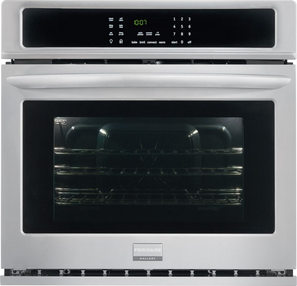 Frigidaire Gallery Gallery 3.8 cu. ft. Electric Single Wall Oven in Stainless Steel