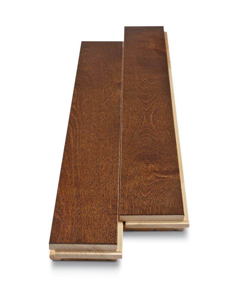 Mono Serra Group Canadian Birch Espresso 3/4-inch Thick x 2 3/4-inch W Hardwood Flooring (20 sq.ft/ cs)