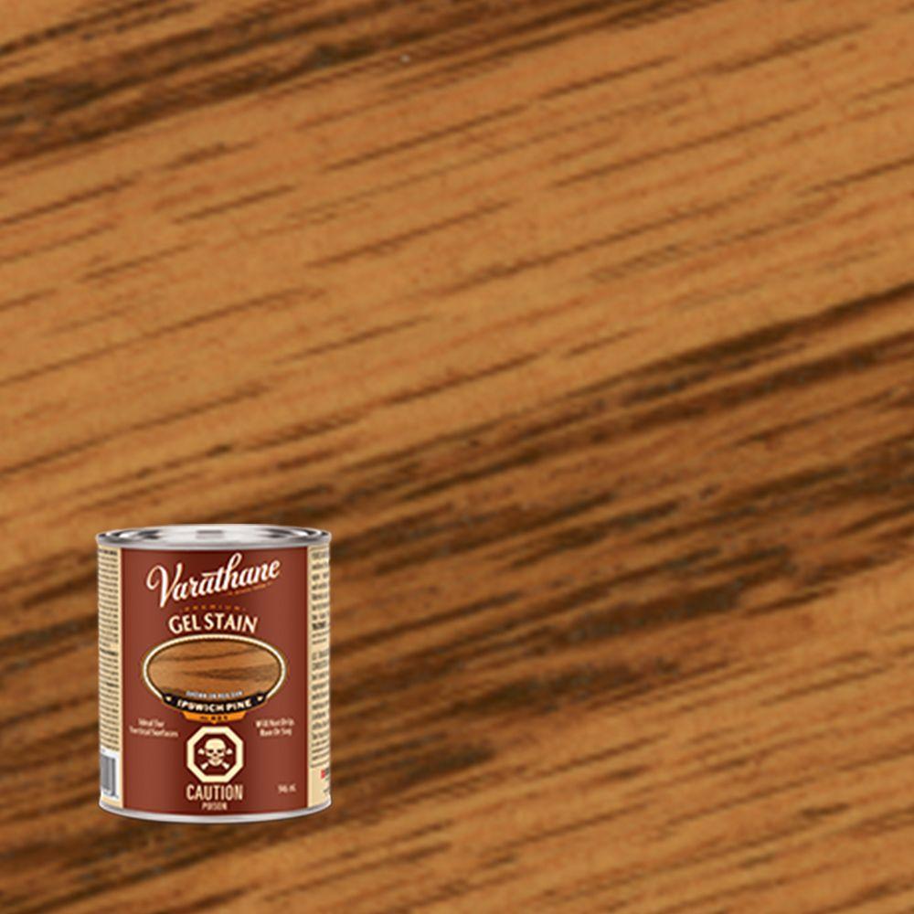 Varathane Premium Gel Stain Ipswich Pine  946ml