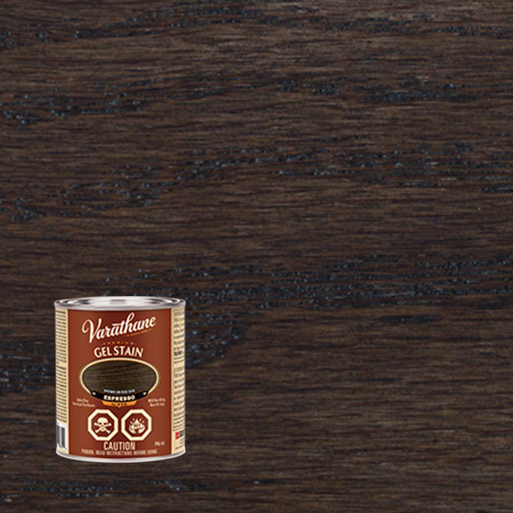 Varathane Premium Gel Stain Espresso 946ml