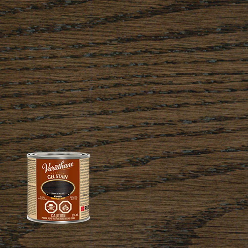 Varathane Premium Gel Stain Kona 236ml