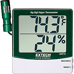 Extech Instruments Alerte d'humidité ave sonde à distance