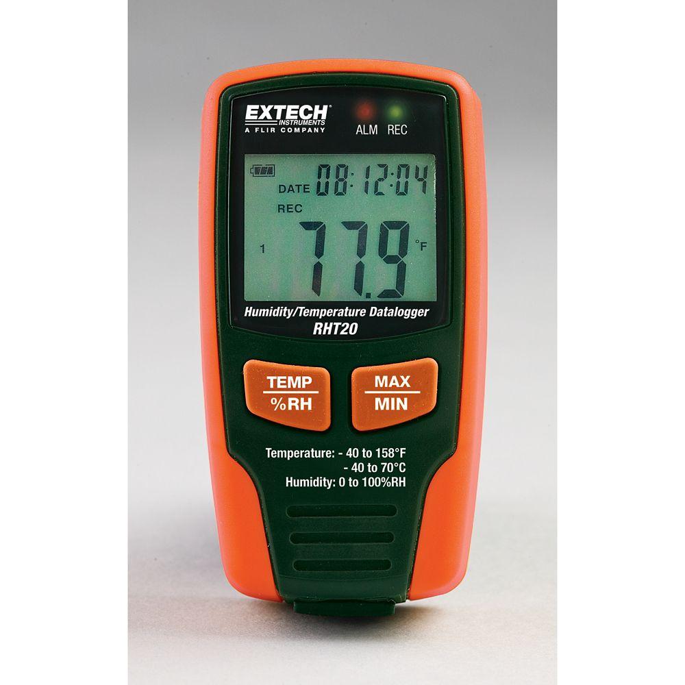 Enregistreur de données de température/humidité