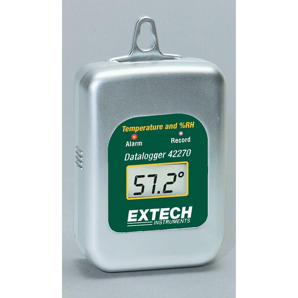 Enregistreur de données de température/humidité.