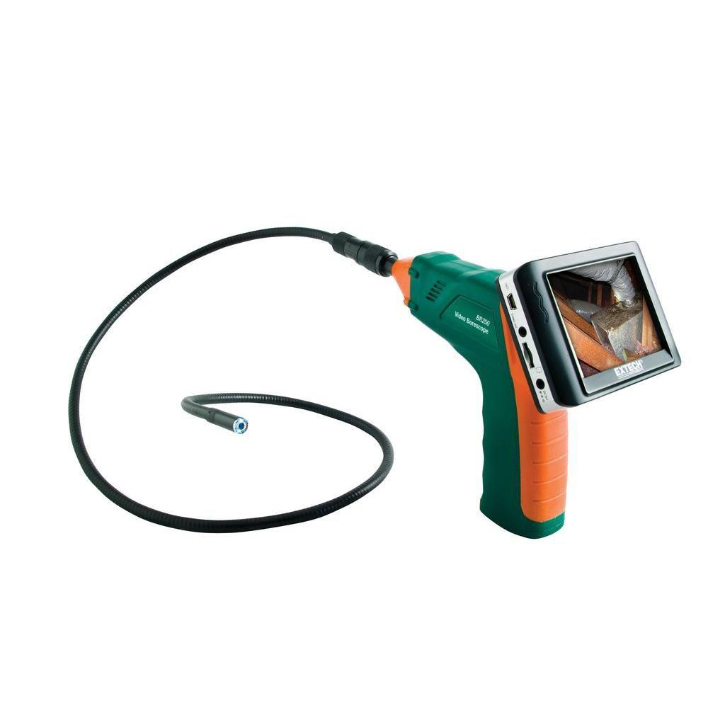 9 mm Video Borescope/Wireless Inspection Camera