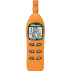 Extech Instruments Hydro-Thermometer Psychrometer