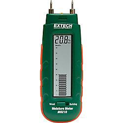 Extech Instruments Wood/Building Material Pocket Moisture Metre