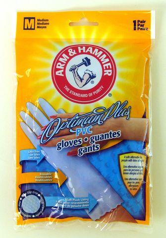 A&H Optimum Plus Pvc Gloves-M