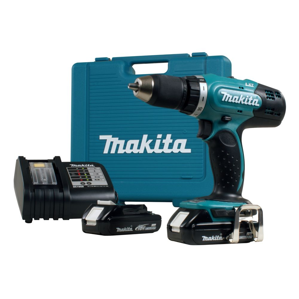 1/2-inch Cordless Driver Drill Kit