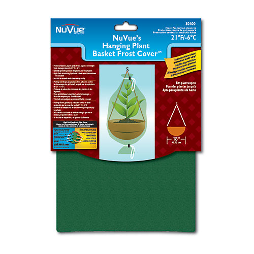 Hanging Plant Basket Frost Cover™
