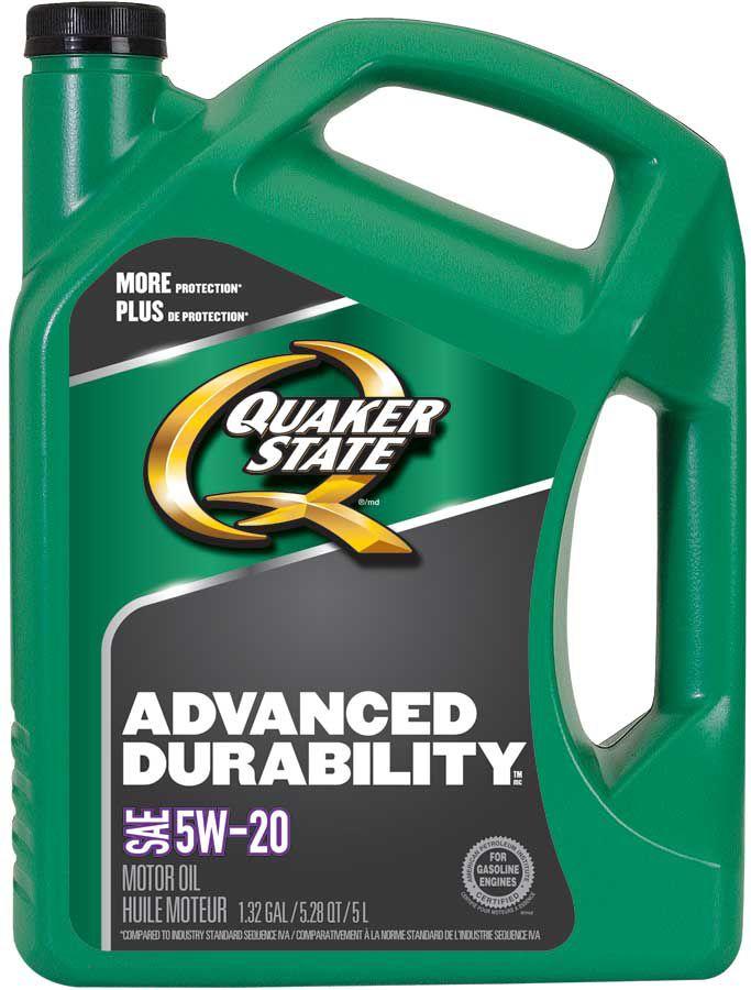 Quaker State 5L 5W20 Huile Moteur