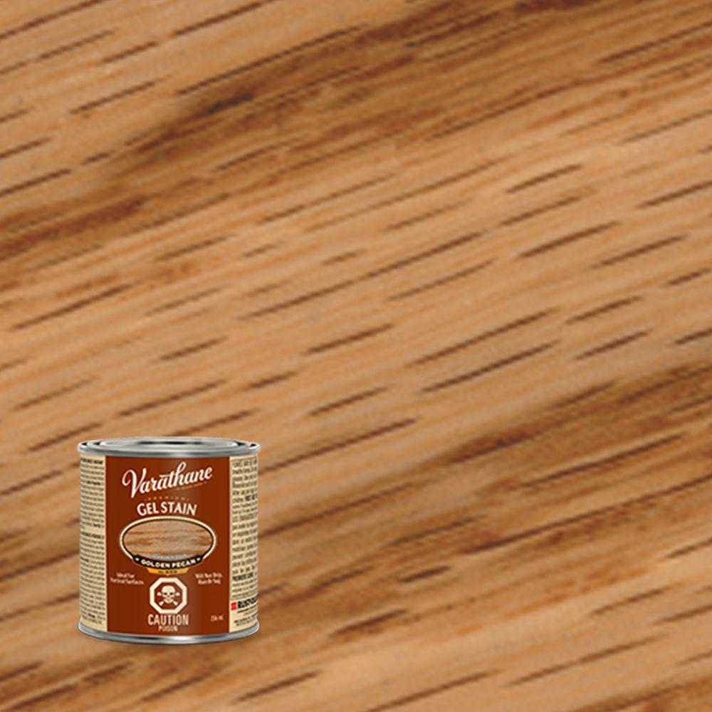 Varathane Premium Gel Stain Golden Pecan  236ml