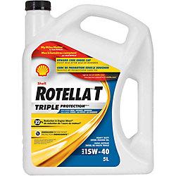 Shell Rotella Rotella 15W40 5L Jug