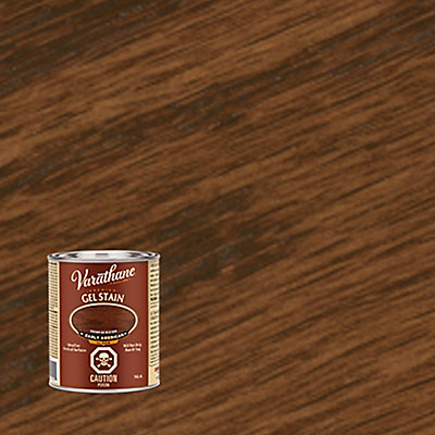 Varathane Premium Gel Stain Red Mahogany 946ml