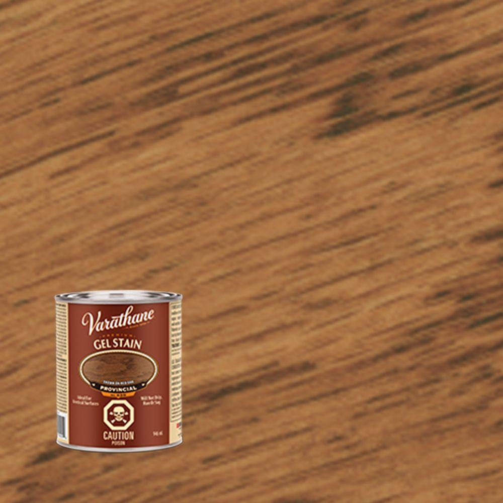 Varathane Premium Gel Stain Provincial  946ml