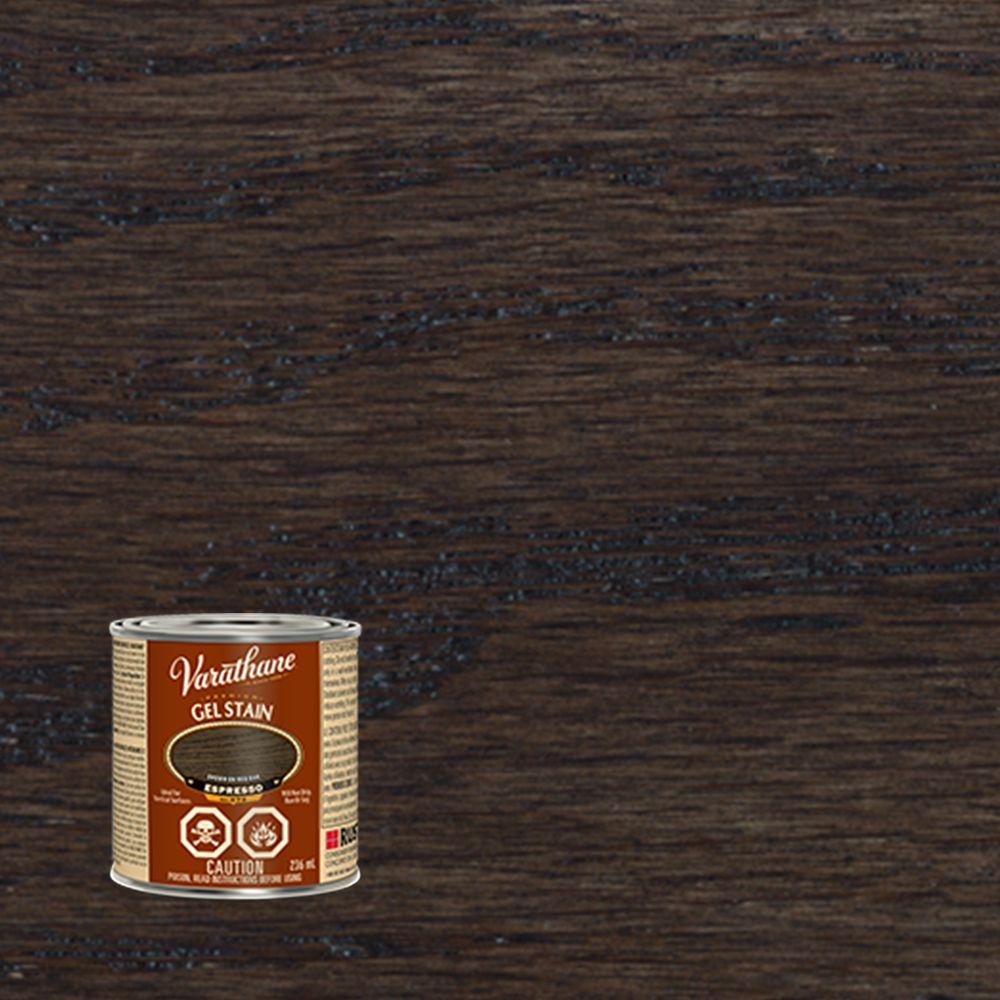 Varathane Premium Gel Stain Espresso 236ml