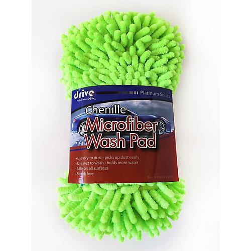 Microfibre Chenille Sponge