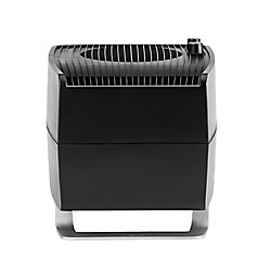 AIRCARE Tabletop Evaporative Humidifier for 1000 sq. ft. Black