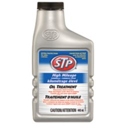 STP High Mileage Oil Treatment 6/443mL
