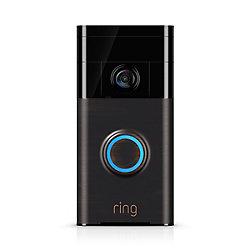 Ring Video Doorbell in Venetian Bronze