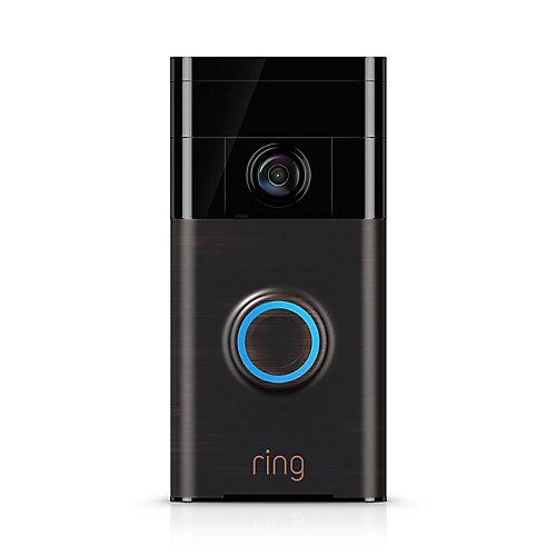 Video Doorbell in Venetian Bronze
