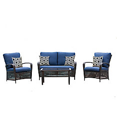 Conversation Sets | The Home Depot Canada on home casual patio furniture cushions, home goods patio furniture, home trends patio furniture parts, home casual replacement slings,