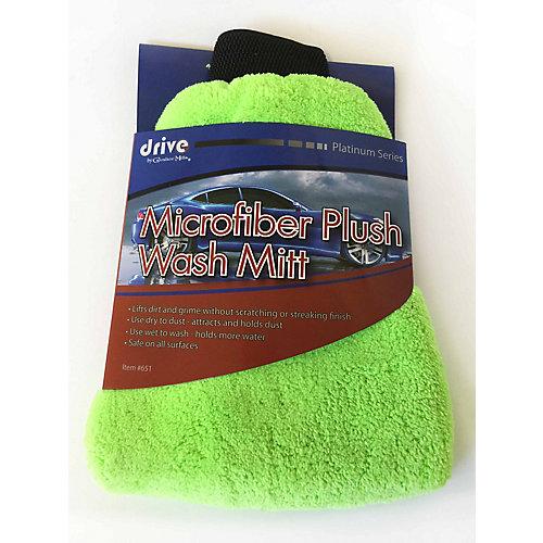 Microfibre Plush Wash Mitt