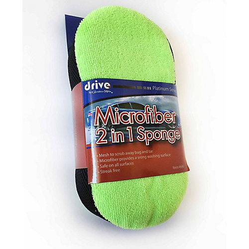 Microfibre 2 In 1 Sponge