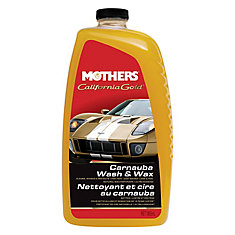 Mothers California Gold Carnauba Wash'n Wax