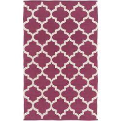 Artistic Weavers Vogue Everly Purple 4 ft. x 6 ft. Indoor Contemporary Rectangular Area Rug