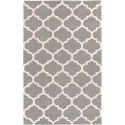 Artistic Weavers Pollack Stella Grey 5 ft. x 8 ft. Indoor Contemporary Rectangular Area Rug