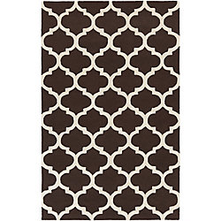 Artistic Weavers Pollack Stella Brown 2 ft. x 3 ft. Indoor Contemporary Rectangular Accent Rug