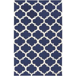 Artistic Weavers Pollack Stella Blue 6 ft. x 9 ft. Indoor Contemporary Rectangular Area Rug